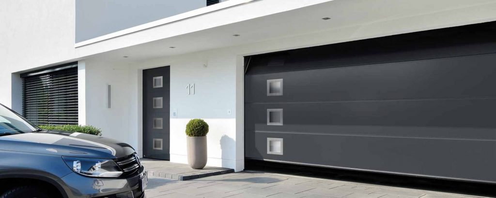 sectional-door-garage doors avalon